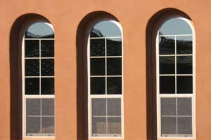 Our solution for premade archway doors and window arches