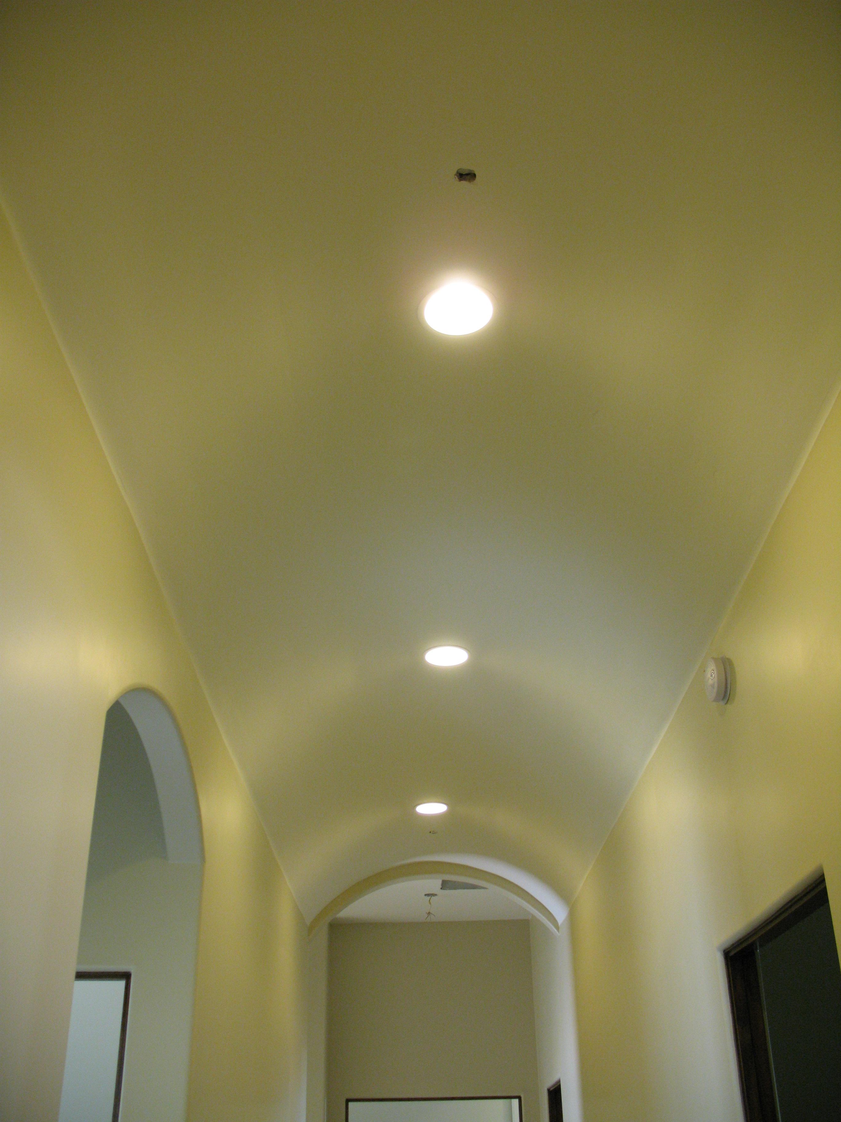 Unique Barrel Ceiling | How To Ceiling SB83