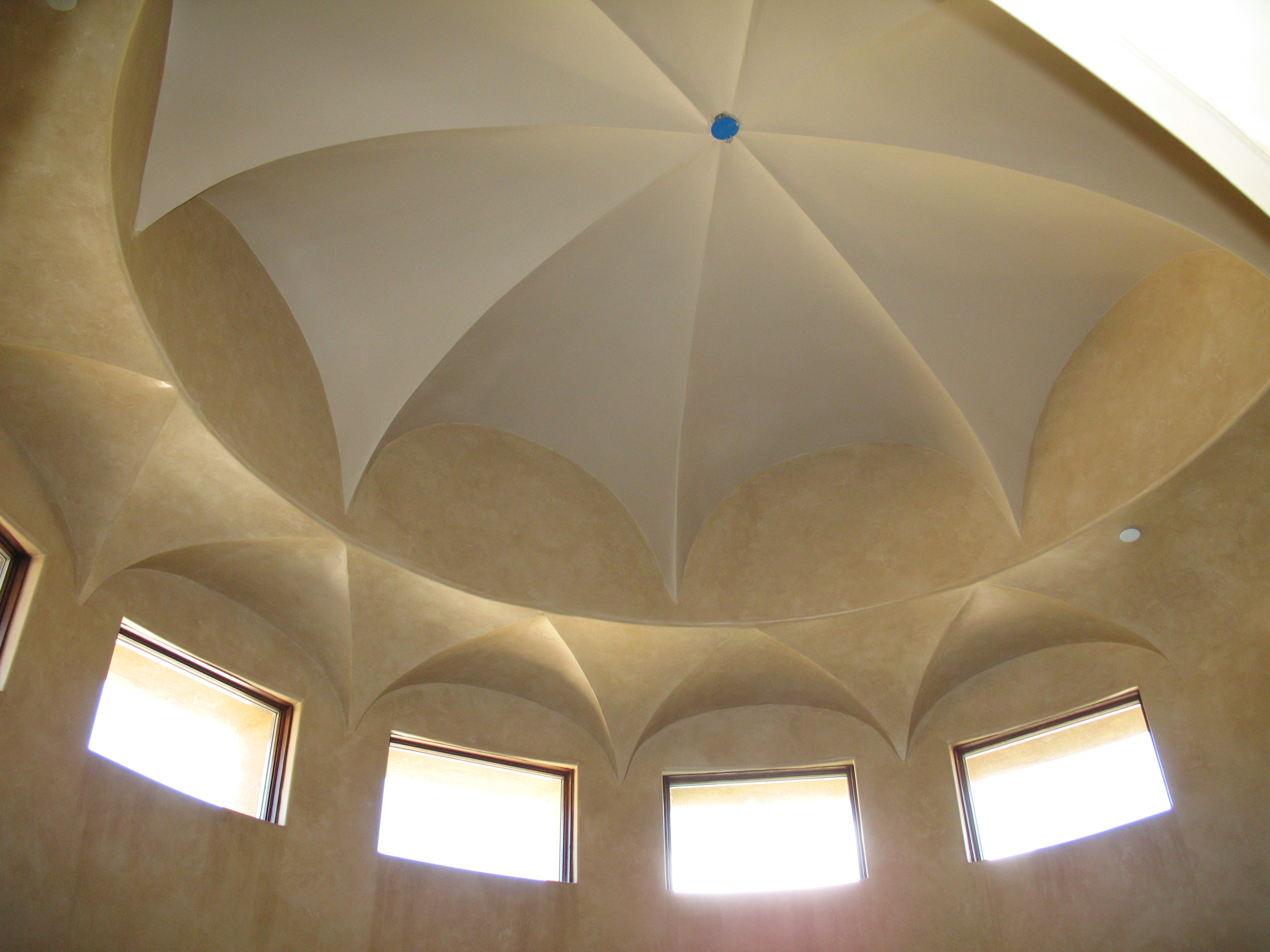 Jpg To Enlarge Image 3c Fluted Dome Finished